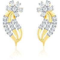 Mahi Glint Glamour Earrings