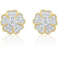 Mahi Pretty Petals Earrings