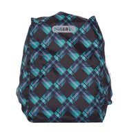 Bag Cover - Backpack Protector / Raincover Foldable - Green Color - By Bags R Us