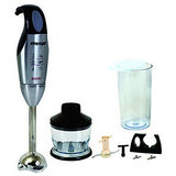 Euroline EL 128 Hand Blender With Attachment ( Jars And Glass )
