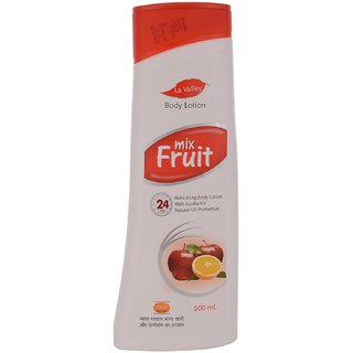 La Valley Mix Fruit Body Lotion 500ML