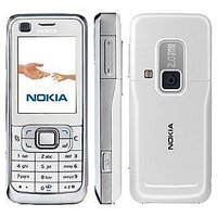 Nokia 6120 (White) Housing Full Body Panel