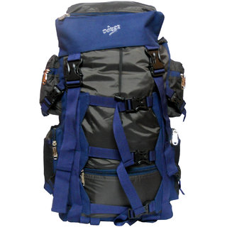 Donex Waterproof Big size High quality Rucksack in Blue / Black Color - RSC00328