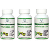 Greengold Green Coffee Bean Extract  Combo-3(FAT BURNER/SLIMMING/DIET/WEIGH LOSS