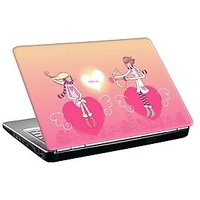 Love Is 15.6 Inches Laptop Skin By Shopkeeda