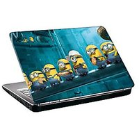 Dispecable Me Funny Minious 15.6 Inches Laptop Skin By Shopkeeda