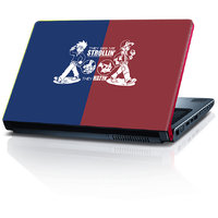 They See Me Strollin 15.6 Inches Laptop Skin By Shopkeeda