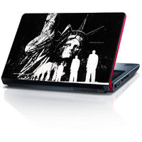 The New York 15.6 Inches Laptop Skin By Shopkeeda