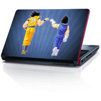 Goku And Gohan 15.6 Inches Laptop Skin By Shopkeeda