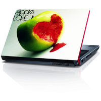 Apple Of Love 15.6 Inches Laptop Skin By Shopkeeda