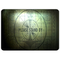Please Stand By Mouse Pad By Shopkeeda