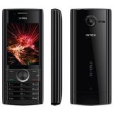 INTEX IN-777GOLD DUAL SIM (GSM+GSM) 3G CAMERA MOBILE PHONE +VIDEO CALL+ WARRANTY