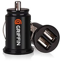 Griffin Dual Port Car Charger Micro USB Car Charger