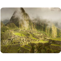 Double Trees On The Side Of Road Mouse Pad By Shopkeeda