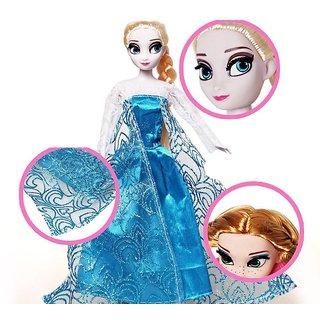 Diversity Frozen Elsa Doll - 28 cm