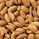 Salted Almonds / Salted Badam 1.4 Kg superior Quality (Dry fruits)