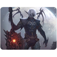 Halloween White Ghost Mouse Pad By Shopkeeda
