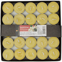 Soulflower Festive Jasmine Baby T Light Value Pack Of 25