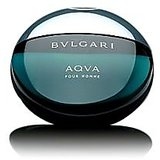 Bvlgari Aqva Edt Men Perfume 3.4 Oz 100ml Geniune   Unboxed / Unused