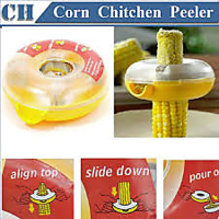 Corn Kerneler Peeler Corn Slicer Stripper Cob Cutter Remover Kitchen Cook Food