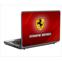 Ferrari Laptop Skin High Quality - DW-01 - High Quality 3M Vinyl