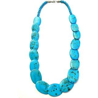 Beadworks Bone Bead Necklace
