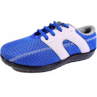 Women's  Bellies Cherry-1 Blue Colour