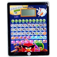 Angry Bird Electronic Learning Tablet With Lcd Screen For Kids