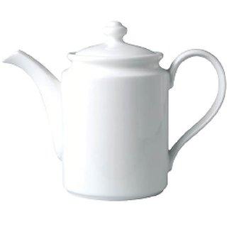 Rak Banquet White Colour Coffee / Tea Pot With Lid DNR100138