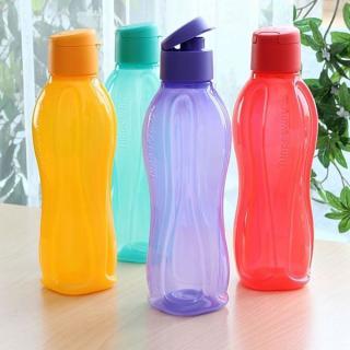 Tupperware Fliptop Bottles 750 ML (4pcs)