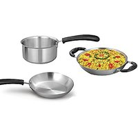 Chef Choice Premium Induction Stainless Steel Cookware Set