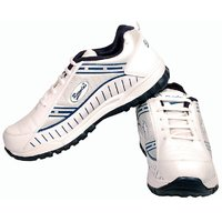 Regulus Running Sports Shoes 115 (White & Blue)