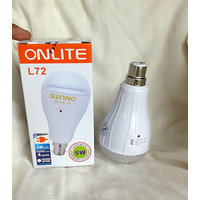 Rechargeable Emergency Light Ac/Dc Rechargable Bulb Emergency Lamp.