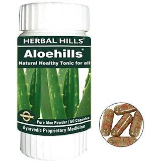 Alternaive Medicines Aloe Vera Capsules