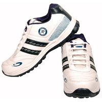 Regulus Running Sports Shoes L-105 (White & Blue)
