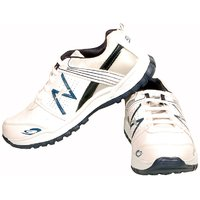 Regulus Running Sports Shoes L-104 (White & Blue)