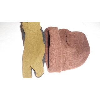 WOOLEN  SOCKS  ( Woolen Cap Free )