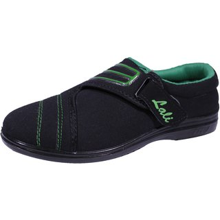 Women's  BellIes Smart Black & Green