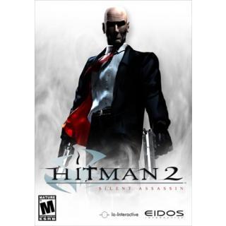 Hitman 2 Silent Assassin - PC