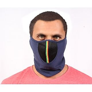 Assorted Designed Anti Pollution Face Mask Bikers