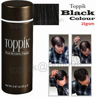 Toppik Hair Building Fibers Black Colour