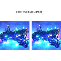Decorative LED Lights - Set of Two