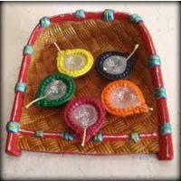 Decorative  Diwali Diye ( Set Of 12)