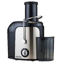 Usha JC-3260 600 W Juicer (Silver And Black, 1 Jar)