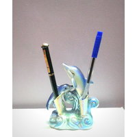Shoplix Beautiful Fish Shaped Pen Stand