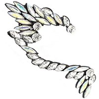 Habors Graceful Angel Crystal Ear Cuff