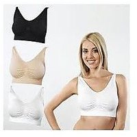 Air Bra With Free Breast Massager & With Slimming Belt