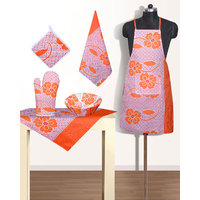 Shoping Edge Kitchen Linen (set Of 6) Pcs Ka23
