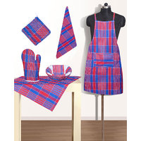 Shoping Edge Kitchen Linen (set Of 6) Pcs Ka26