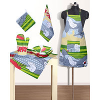 Shoping Edge Kitchen Linen (set Of 6) Pcs Ka27